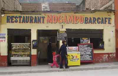 Restaurant Mogambo
